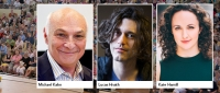 Morning Lecture Series: Michael Kahn, Lucas Hnath and Kate Hamill