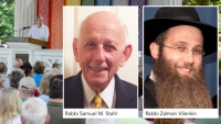 2018 Interfaith Lecture Series: Rabbi Samuel Stahl and Rabbi Zalman Vilenkin